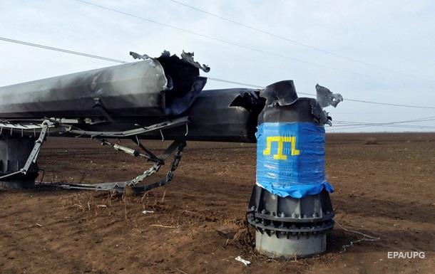 В Крыму подсчитали ущерб от энергоблокады