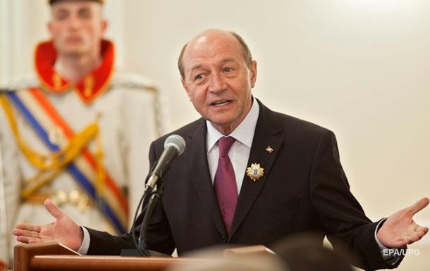 Колишній президент Румунії вирішив стати громадянином Молдови