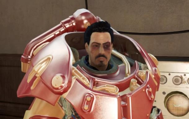 Трейлер  Першого месника - 3  відтворили у Fallout 4