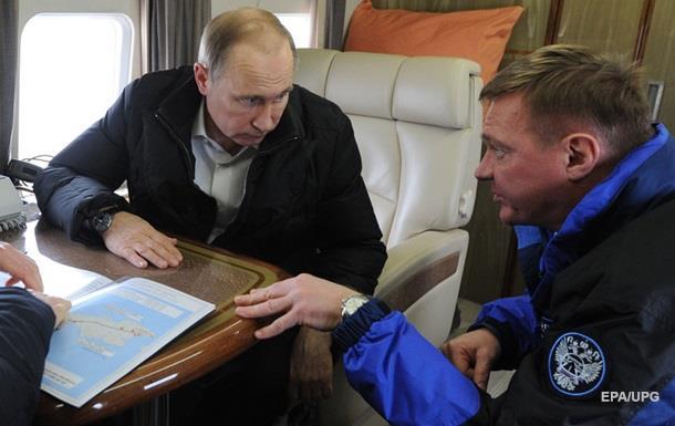 Путін про Керченський міст: Історична місія