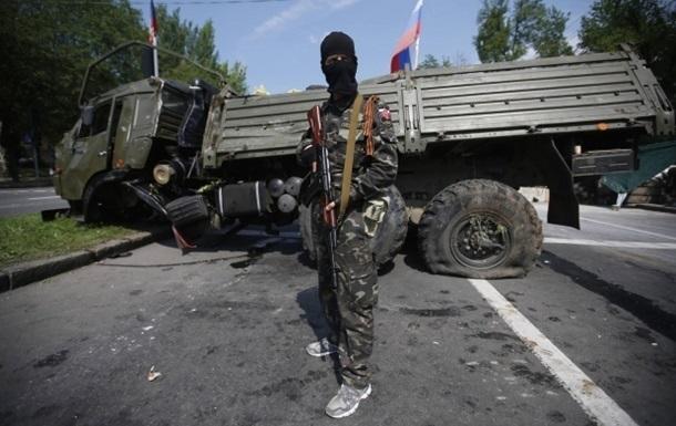 За сепаратистів воюють чимало іноземців - ООН