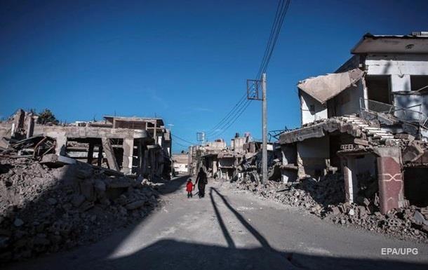 От авиаударов по сирийской Ракке погибли почти 40 человек