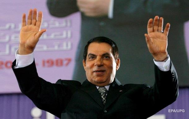 Колишній президент Тунісу заочно засуджений до 10 років в язниці
