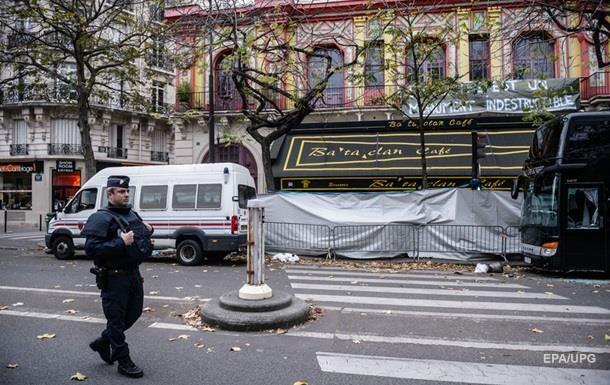 Франция усилила меры безопасности на границе с Бельгией