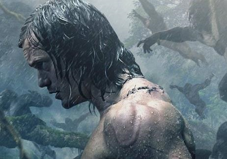«Тарзан. Легенда»: Прем єра дубльованого трейлера