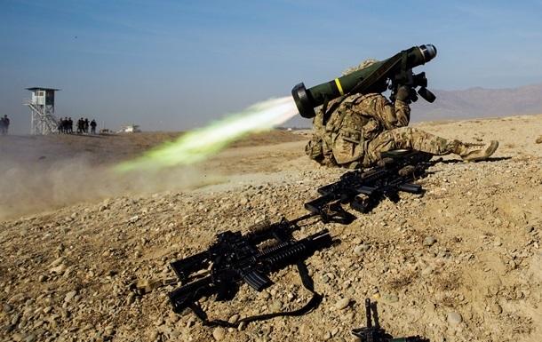Эстония получила от США ракеты для противотанковых систем Javelin