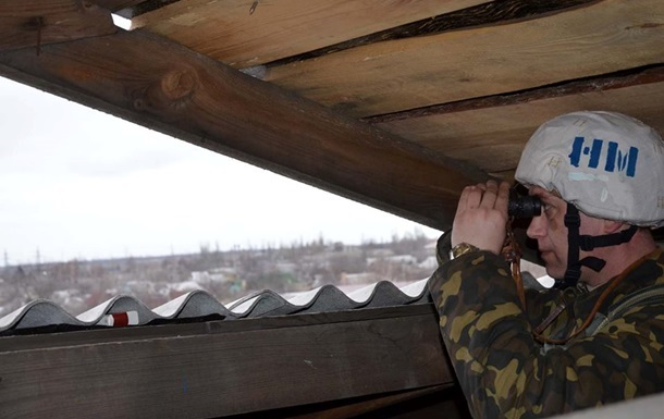 Сутки в АТО: на линии огня Авдеевка и Новотроицкое