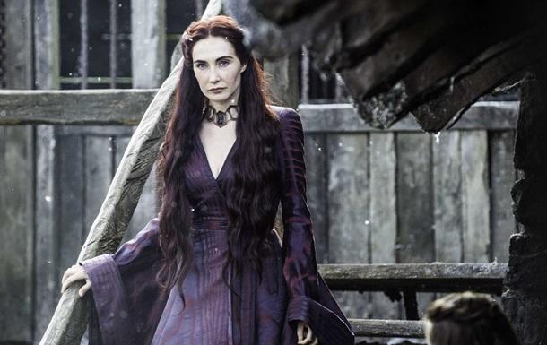 Жриця з Гри престолів дозволила жартувати про свою вагітність
