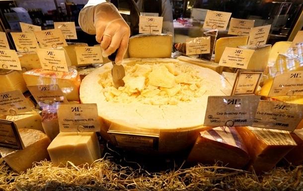 Влада Сан-Марино спростувала інформацію про постачання сиру в РФ