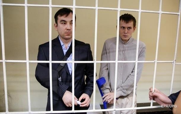 ГРУшникам подовжили арешт на два місяці