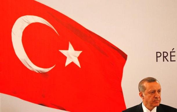Эрдоган: Турцию захлестнула волна террора