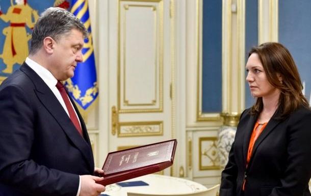 Порошенко посмертно дав Гонгадзе  Зірку Героя