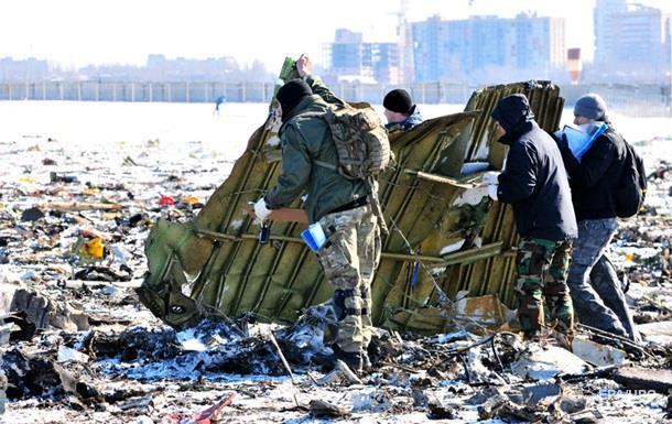 Названа нова версія падіння Боїнга в Ростові