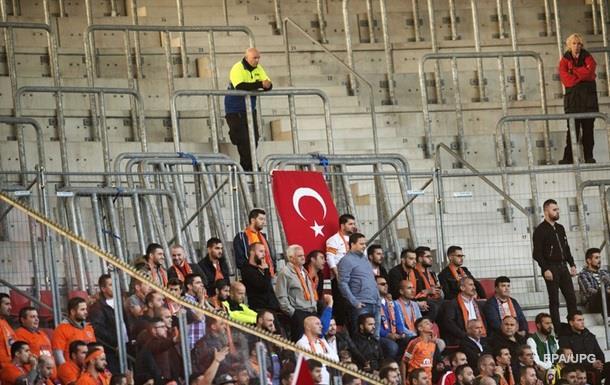 У Стамбулі планували теракт на футбольному матчі - ЗМІ