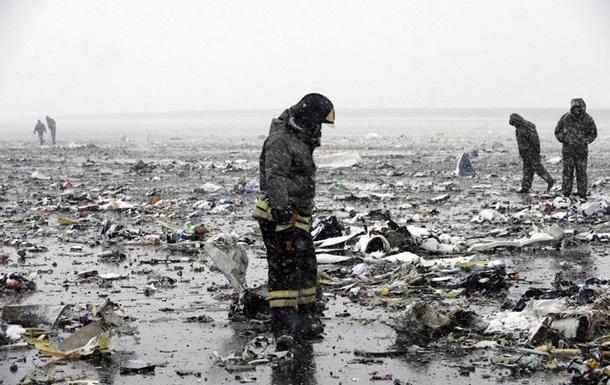 У Мережі з явилося повне відео аварії Боїнга в РФ