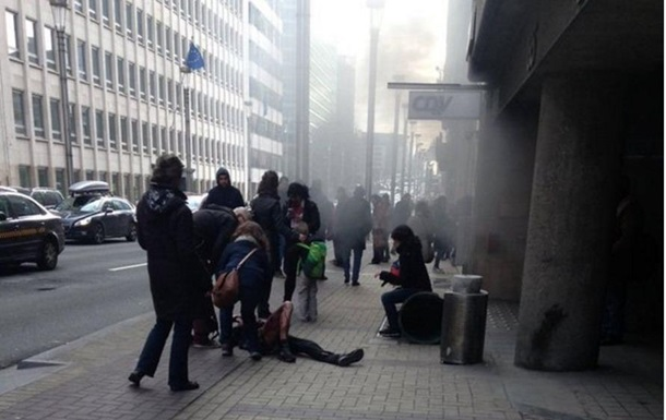 Нові вибухи в Брюсселі: під ударом метро