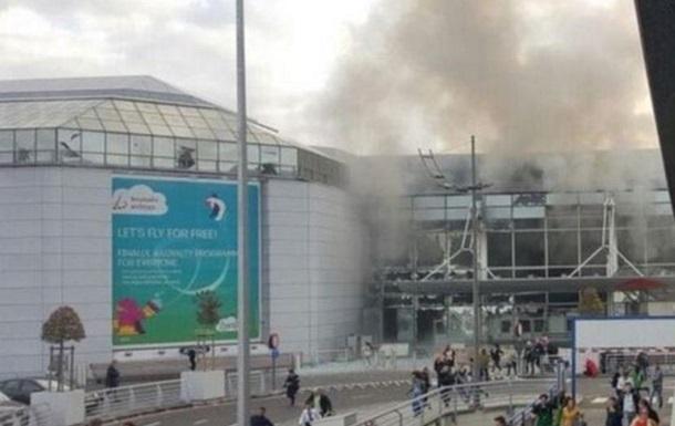 Вибухи в аеропорту Брюсселя: ЗМІ повідомляють про крики арабською