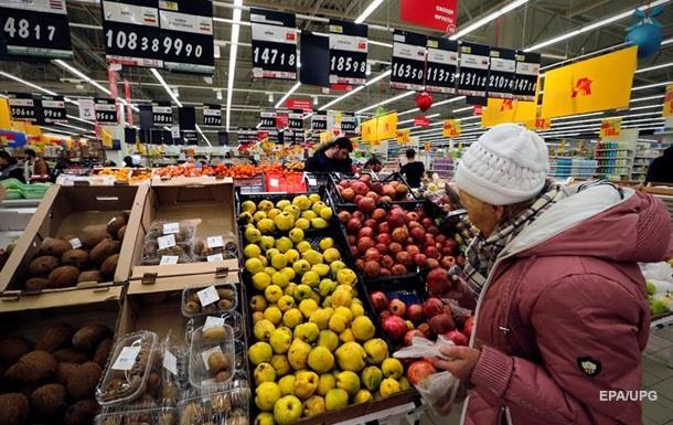 Сирійські овочі та фрукти вийшли на прилавки РФ