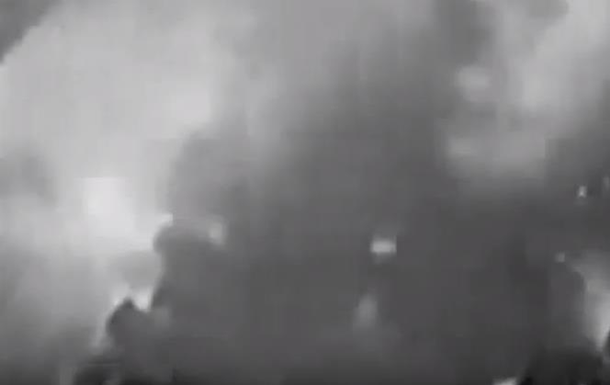 З явилося відео моменту вибуху в метро Брюсселя
