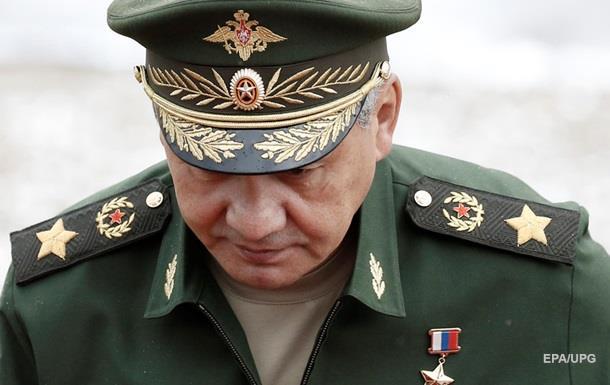 Шойгу приїхав у Крим перевірити бойову підготовку