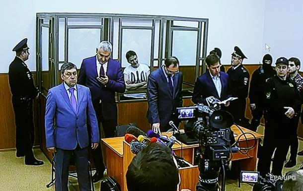 Судья назвал Савченко  типичной бандеровкой