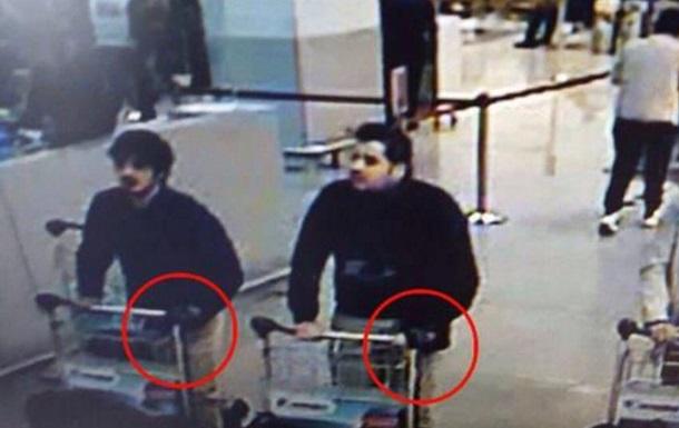 Теракти в Брюсселі: з явилося фото підозрюваних