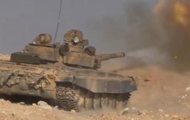 Армія Асада відбила історичну частину Пальміри