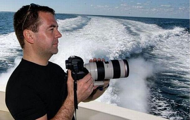 Фотовыставка Медведева открылась в Таиланде