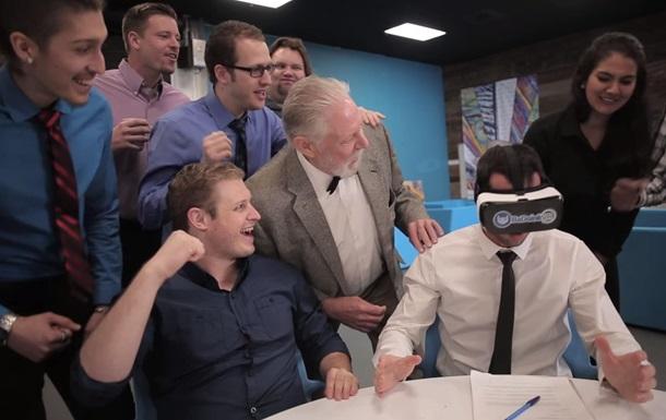 Фільми для дорослих  виходять у віртуальну реальність