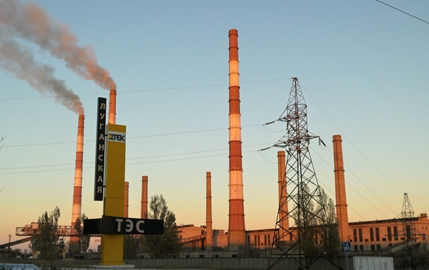 Треть Луганской области осталась без света