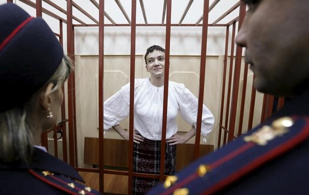 «Савченкомания» как повод для срыва мирного процесса на Донбассе