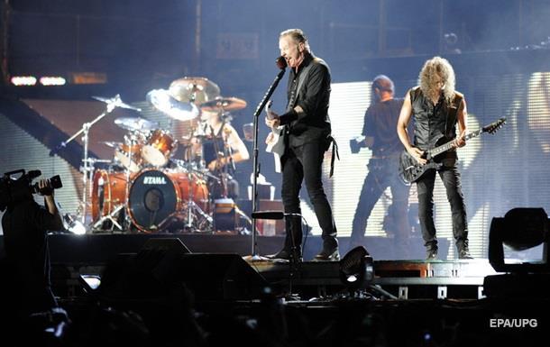 Музика Metallica визнана національним надбанням США