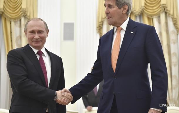 Керрі назвав умову скасування санкцій проти Росії