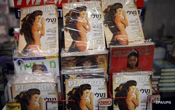 Журнал Playboy готовят к продаже - СМИ