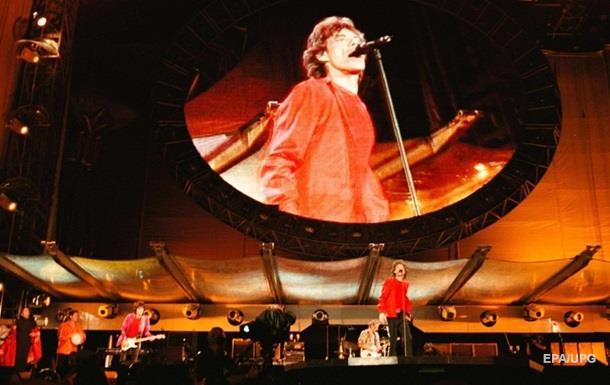 The Rolling Stones дадуть перший за десять років концерт на Кубі