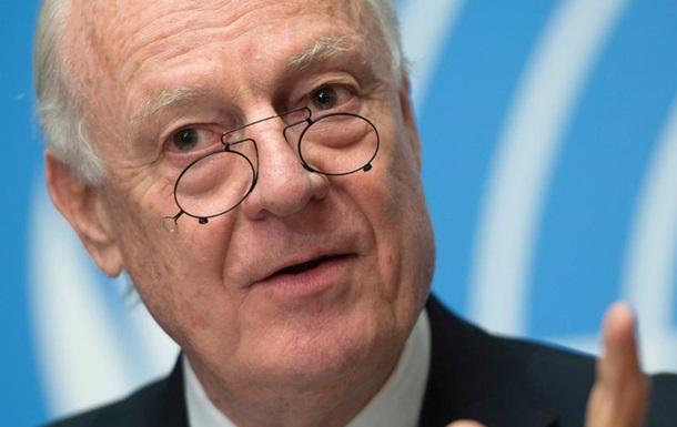 Женева-3 : сторони погодилися будувати  демократичну світську  Сирію