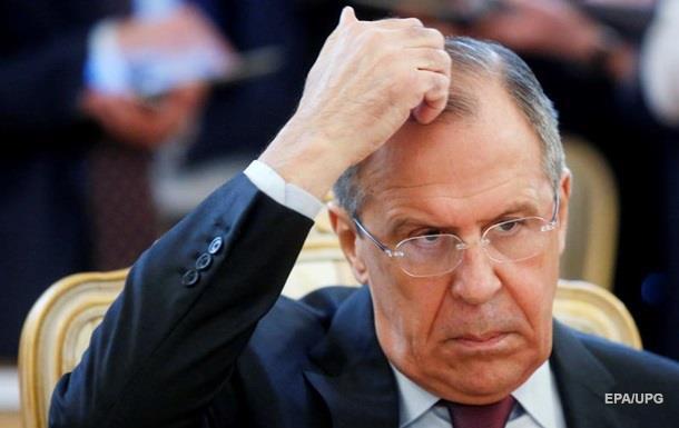Лавров назвав  смутними  принципи ЄС у відносинах з РФ