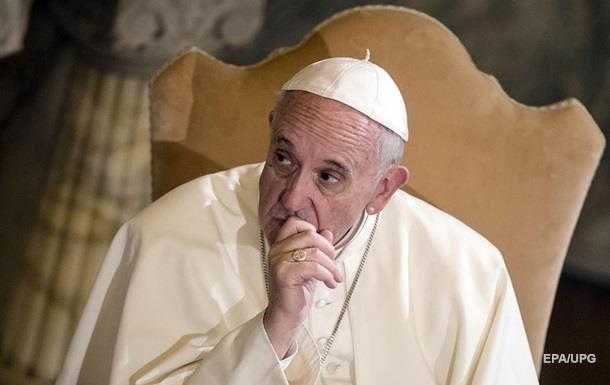 Папа Франциск засудив ставлення Європи до проблеми мігрантів