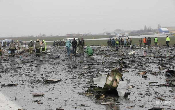 СМИ узнали последние слова пилота разбившегося в Ростове Боинга