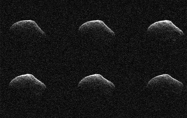 NASA показало пролетевшую мимо Земли комету