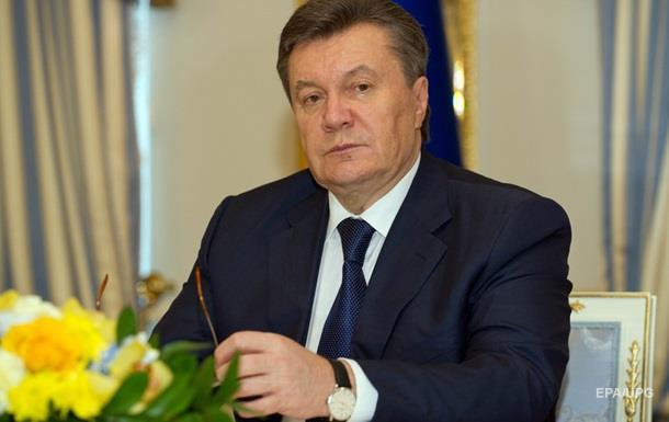 Мін юст спростовує заяву про виплати Януковичу