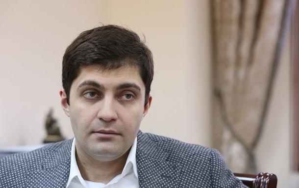 Нардепи з Одеси просять звільнити Сакварелідзе