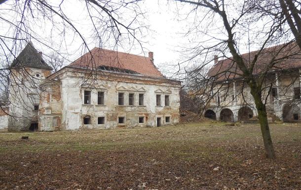 Ненужная  реликвия. История замка польского короля на Тернопольщине