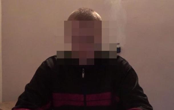 Заарештований сепаратист, підозрюваний у вбивствах бійців ЗСУ