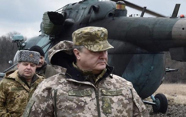 Порошенко согласился провести выборы в Донбассе