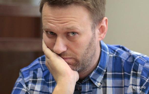Навальний зустрівся з ідеологами революцій - ЗМІ