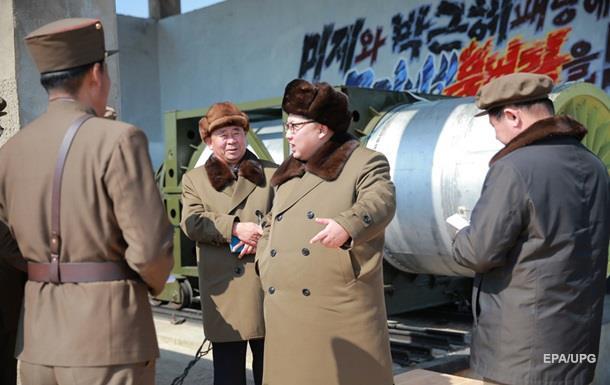 США Япония и Южная Корея обсудят ядерную программу КНДР