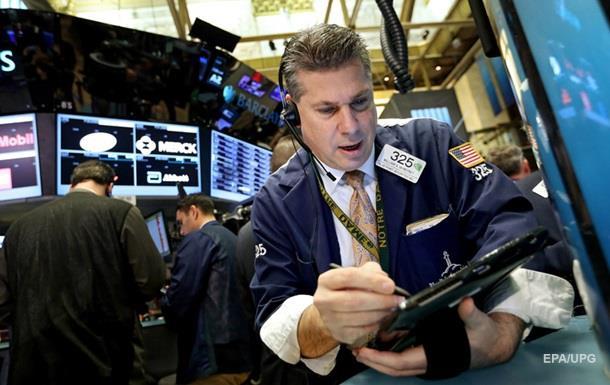 Індекси на біржах США в основному втратили у вартості