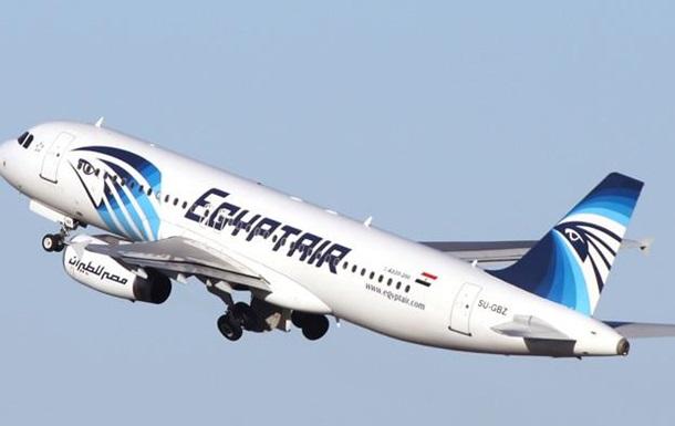 У Єгипті захопили пасажирський літак
