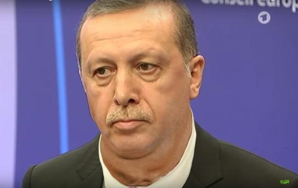 Турция возмущена: на ТВ Германии высмеяли Эрдогана
